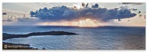 Posta de Sol Cabo Touriñan, Comprar fotografías paisaxes de Galicia Cabo Touriñan  Muxía Decoración