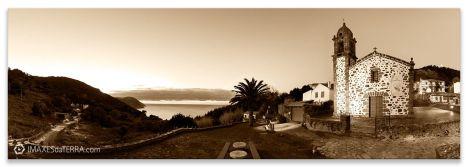 San  Andrés de  Teixido, Comprar fotografía de Galicia San  Andrés de  Teixido Santuario Peregrinos Decoración Natureza Paisaxe