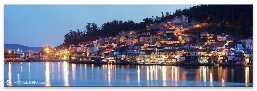 Atardecer en  Combarro, Comprar fotografía Galicia  Combarro Pobo con encanto costa verán Pontevedra Vacacións