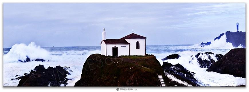 Virxen do Porto, Comprar fotografía Galicia Virxen do Porto Valdoviño Ermita Naturaleza Decoración