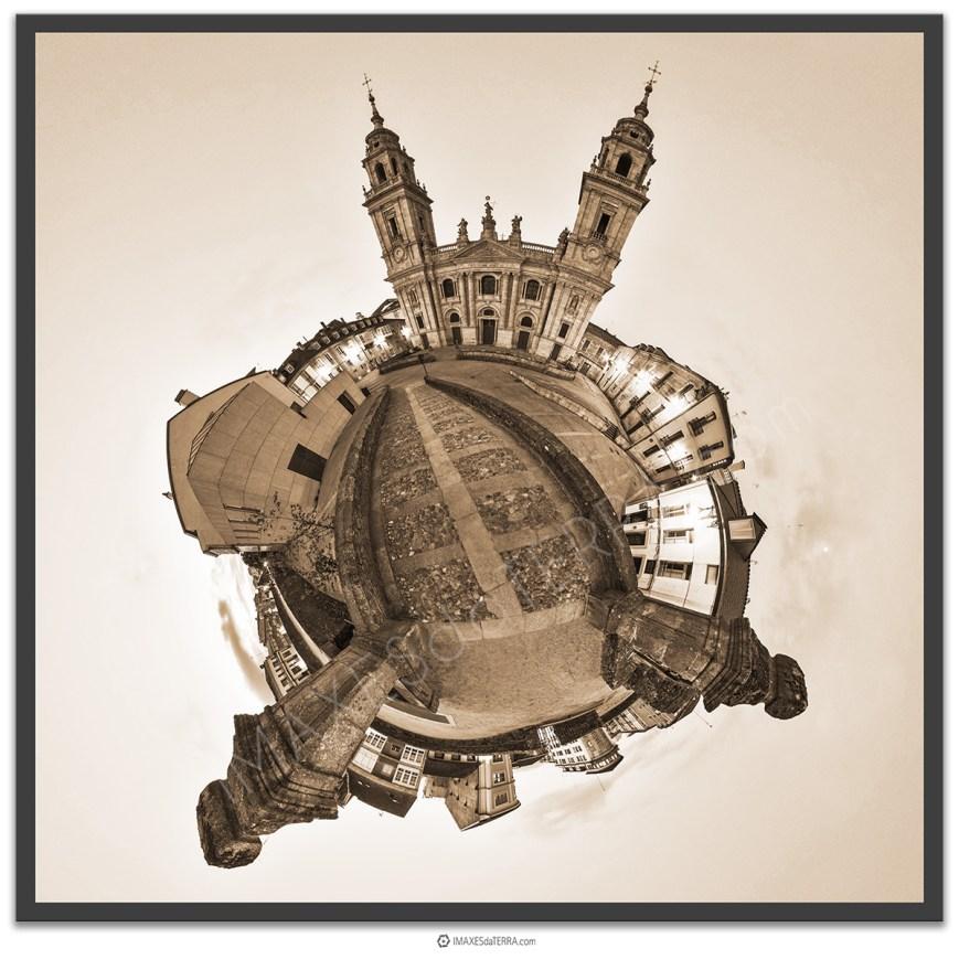 Planeta Catedral Lugo