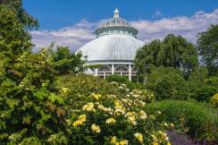 Haupt Conservatory, Botanical Gardens