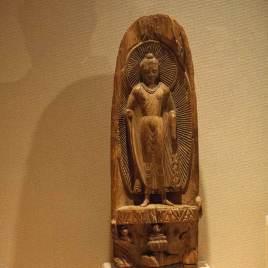 Buddha with radiate Mandala