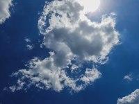Sunday - Beach Clouds