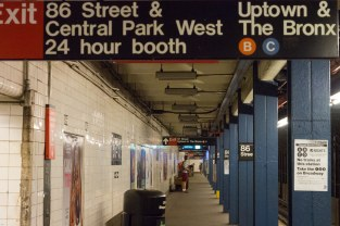 Sunday - 86th Street