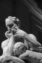 Saturday night at the Met - Detail, Ugolino and his Sons