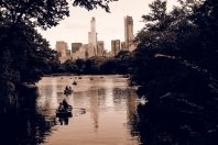 Sunday - The Lake, Central Park