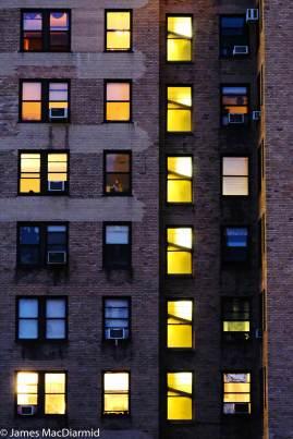 Friday night - windows