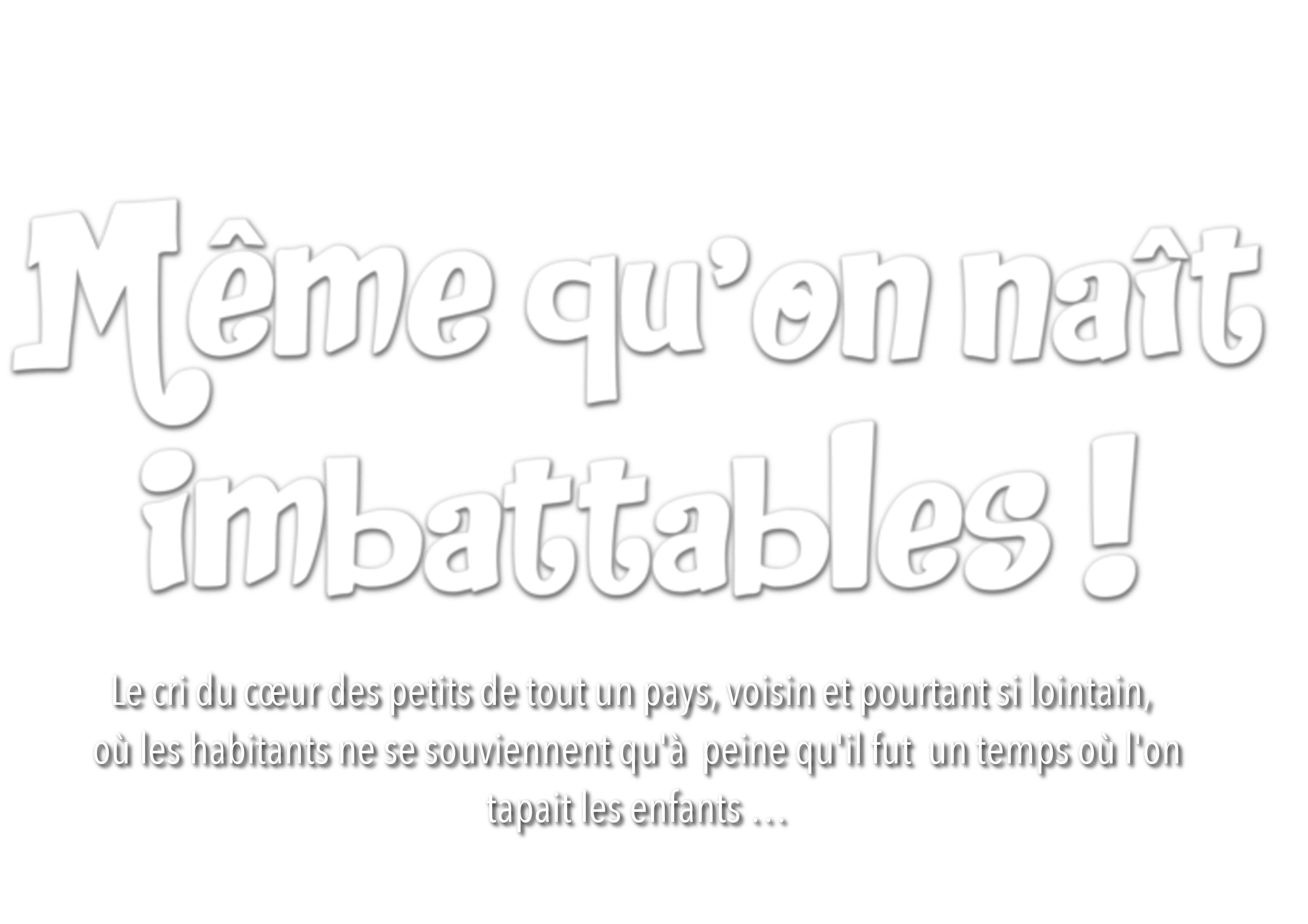imbattables-titre