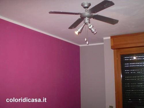 Foto Pareti Camerette  Imbianchino Roma Pittura Casa