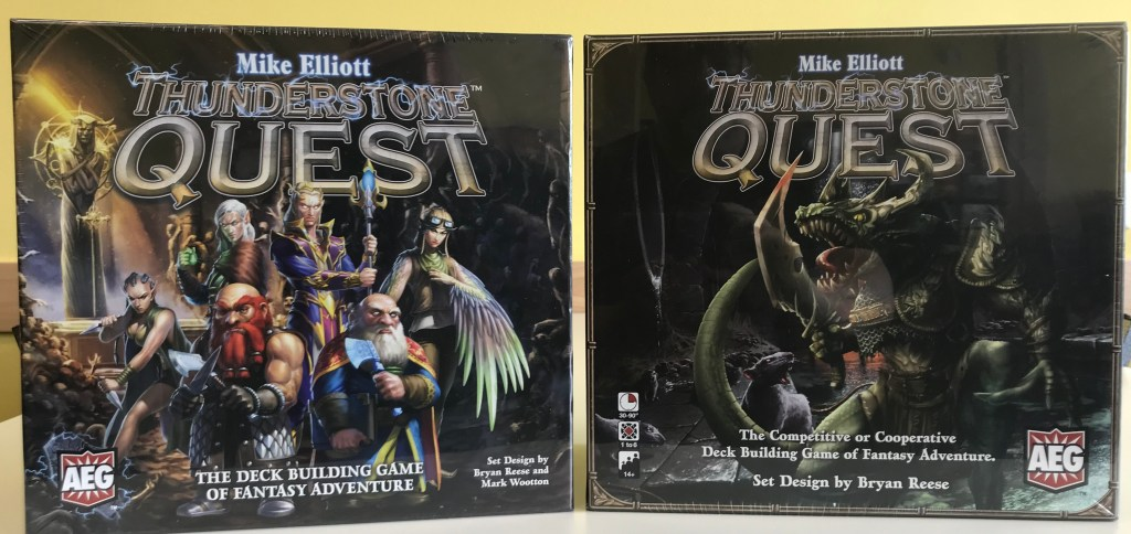 New Today: Kickstarter Thunderstone Quest! You'll want to read this post!
