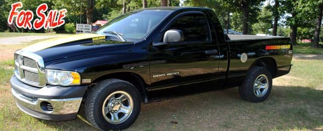 for sale 2003 dodge ram 1500 hemi price reduced. Black Bedroom Furniture Sets. Home Design Ideas