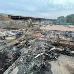 Popular Current River Resort Destroyed By Fire