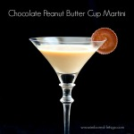 Chocolate Peanut Butter Cup Martini