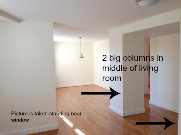 Making An Awkward Shaped Living Room Work Im Bored Let