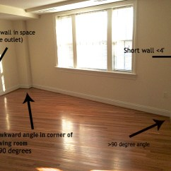 Odd Shaped Living Room Furniture Placement Decor Ideas Modern Making An Awkward Work