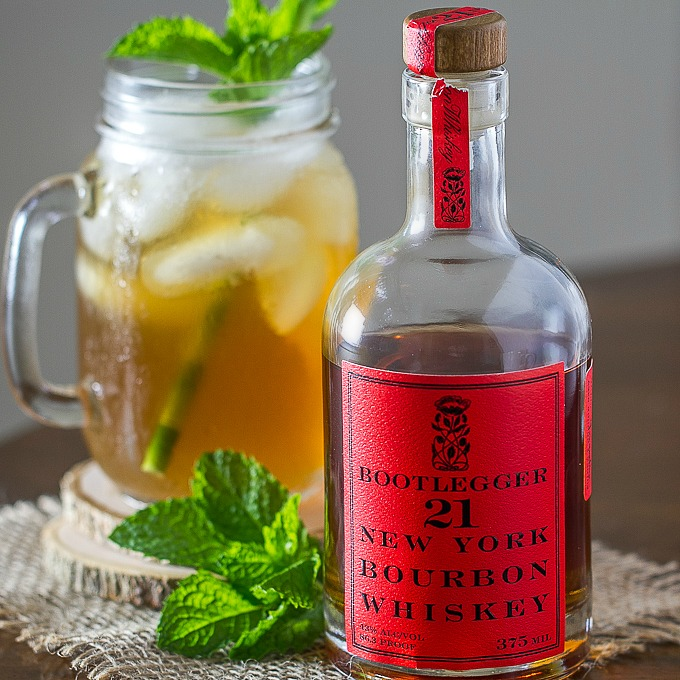 Bootlegger Bourbon Iced Tea