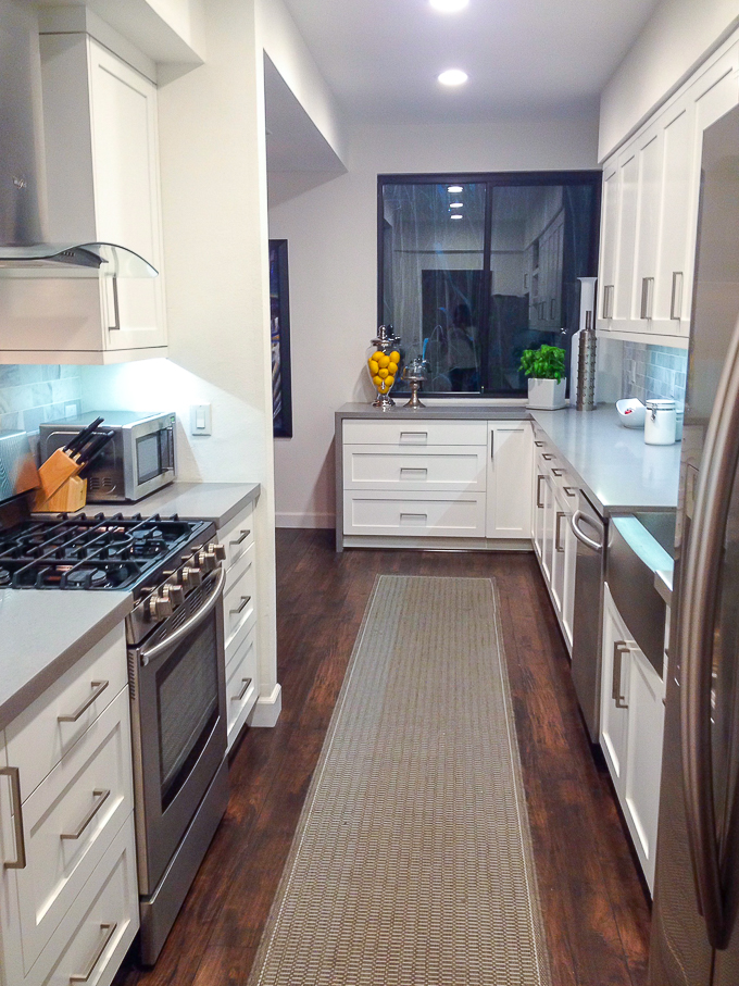 Kitchen Renovation - Before & After Photos