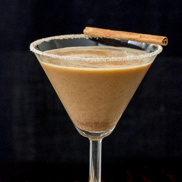 Pumpkin Spice Latte Martini