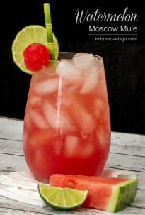 Watermelon Moscow Mule I M Bored Let S Go