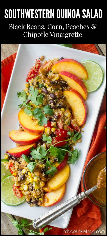 Southwestern Quinoa Salad-P