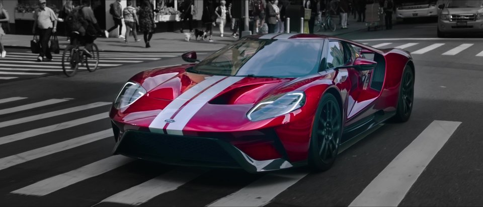 2017 Ford GT In The Grand Tour 2016 2019