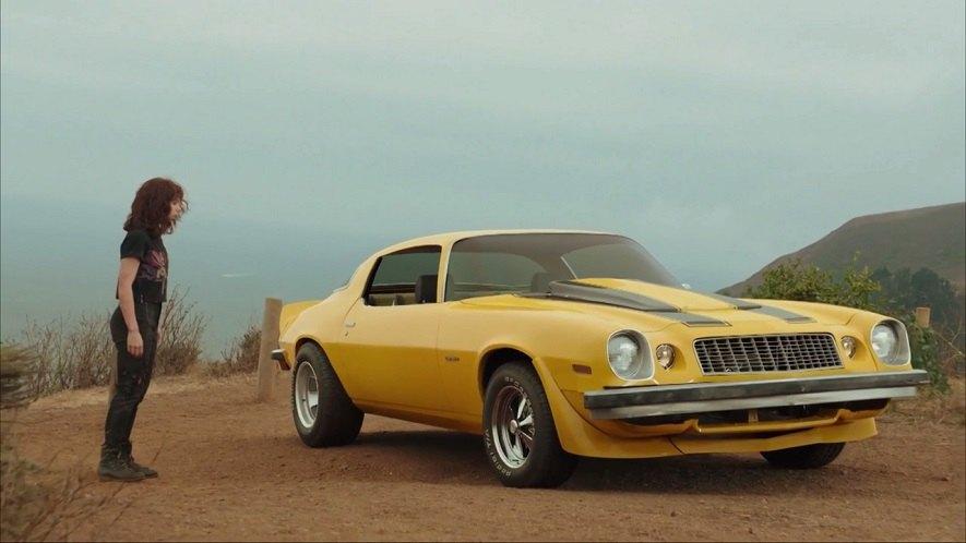 The Car Movie 1977 Wallpaper Imcdb Org 1977 Chevrolet Camaro In Quot Bumblebee 2018 Quot