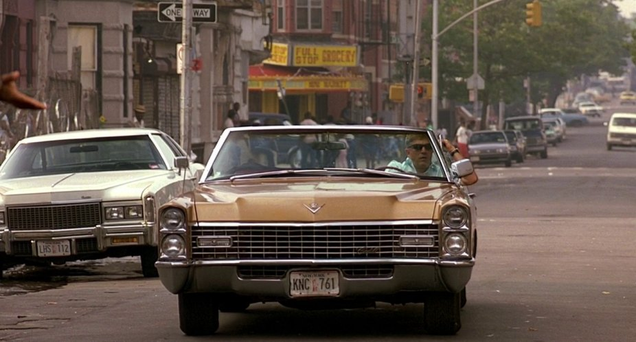 Imcdb Org 1967 Cadillac Deville Convertible In Quot Do The