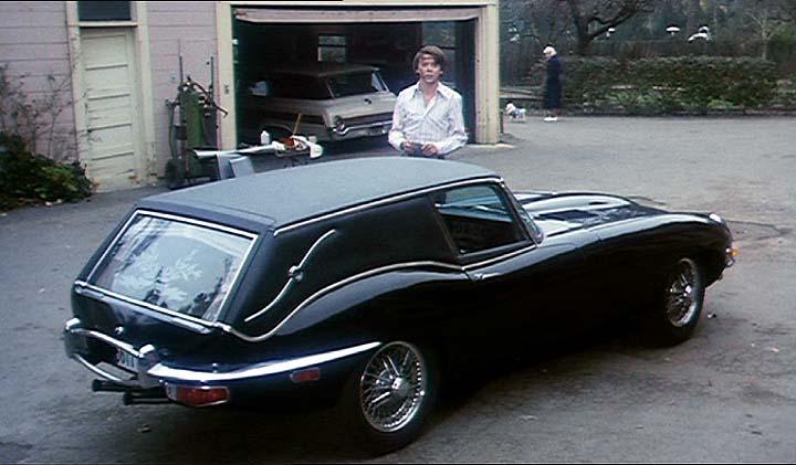 1971 Jaguar XK-E 4.2 Hearse Series II