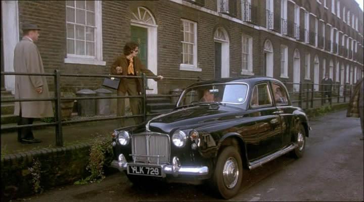 1960 Rover 100 [P4]