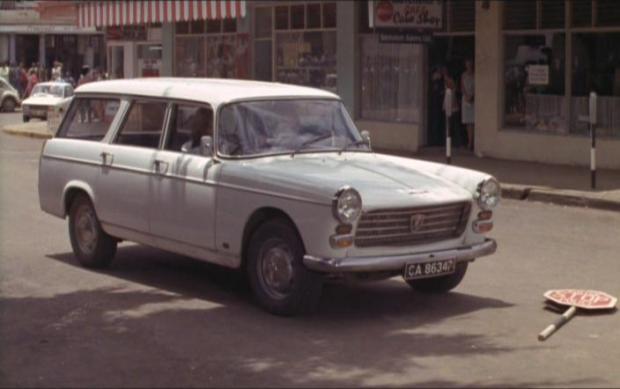 Peugeot 404 station wagon