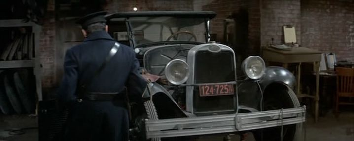 1928 Chevrolet National Touring AB In The St Valentines Day Massacre 1967