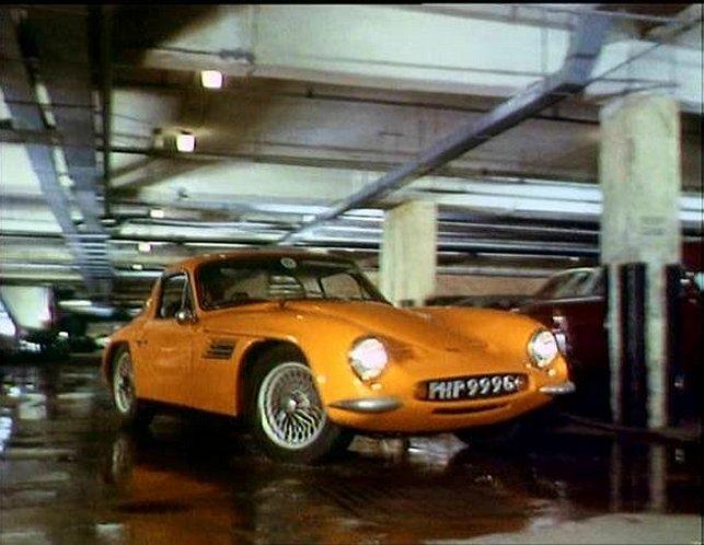 IMCDborg 1969 TVR Vixen S2 in Randall and Hopkirk Deceased 19691971