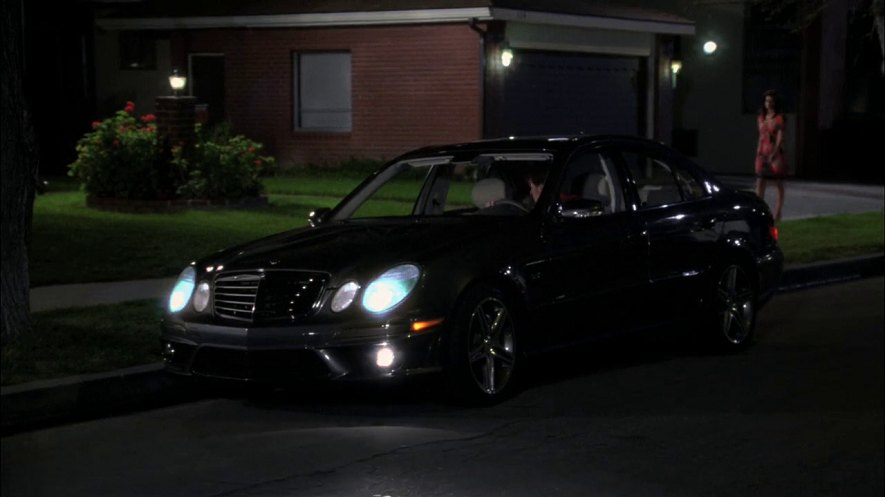 Crown Vic Car Wallpaper Imcdb Org 2007 Mercedes Benz E 63 Amg W211 In Quot Two And