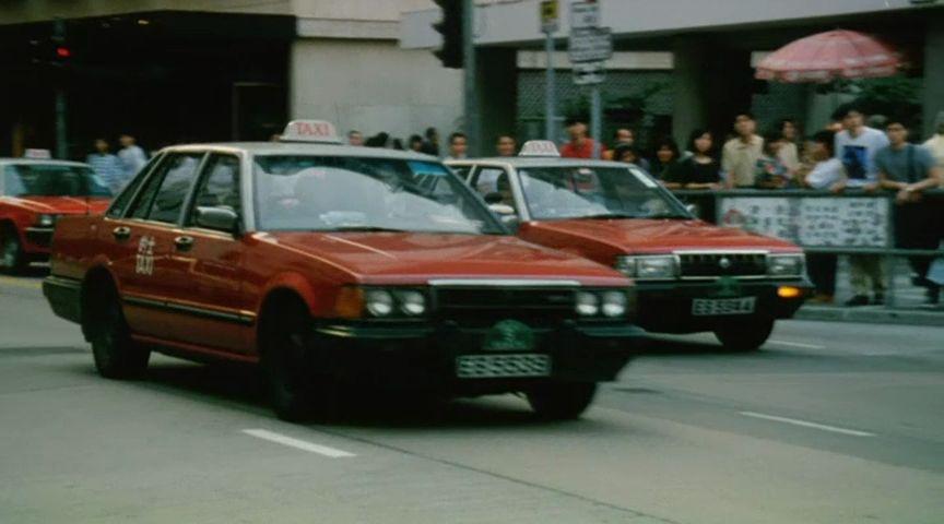 IMCDborg 1987 Nissan Cedric Y31 in Di shi pan guan 1993