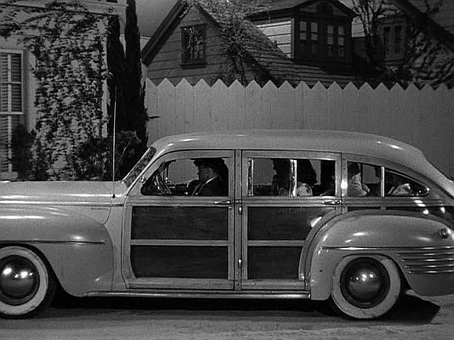 1943 Chrysler Town And Country