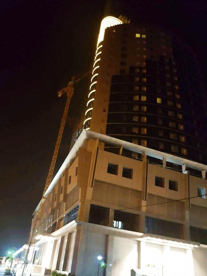 Congo Trade Center Complexe Immobilier