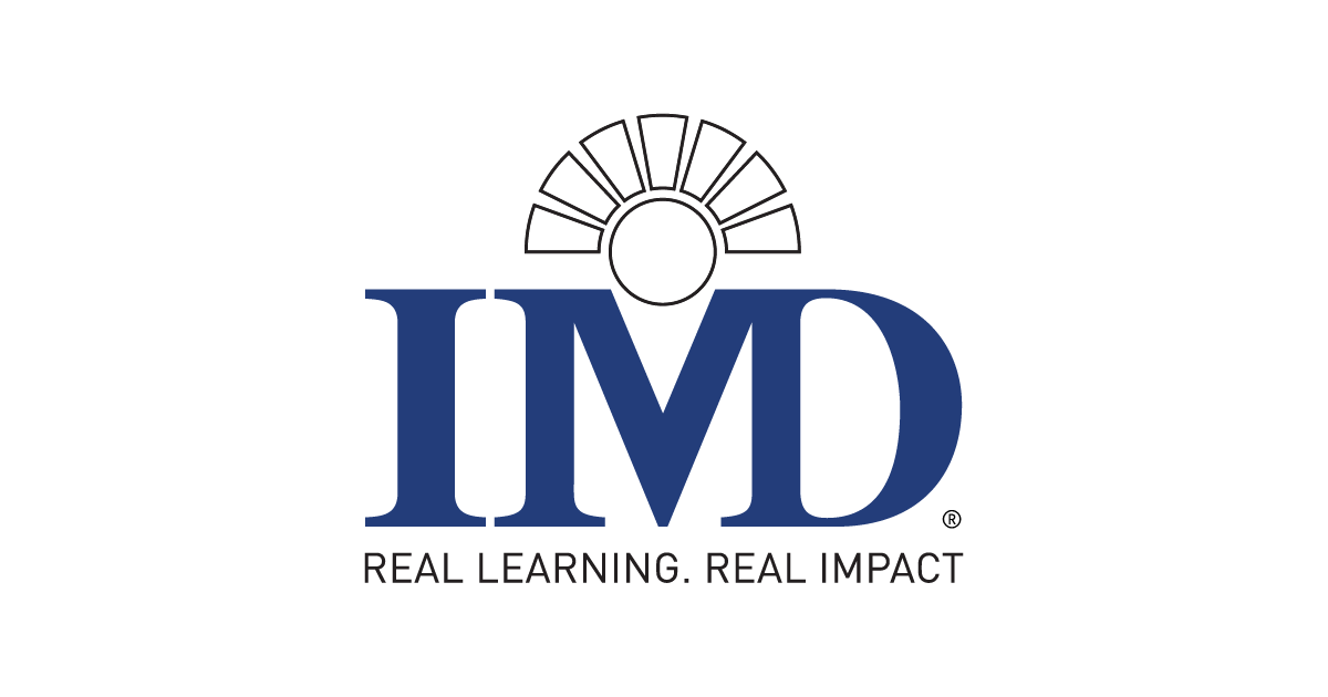Executive MBA Earn a top EMBA from IMD Executive Education