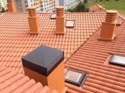 Rehabilitaciones de tejados en Santiago de Compostela
