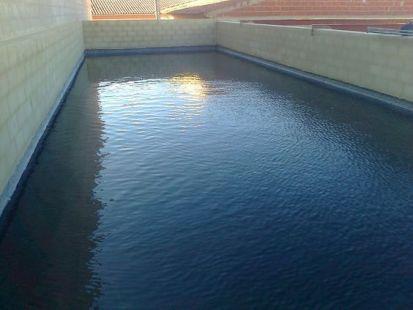 Impermeabilización de terrazas en Santiago de Compostela
