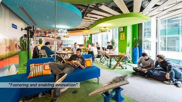 arquitectura y decoración de oficinas