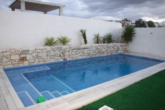 piscinas de hormigón