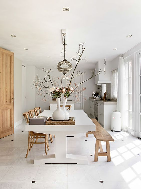 Decoración de tu hogar con estilo Nórdico - decoración para salones