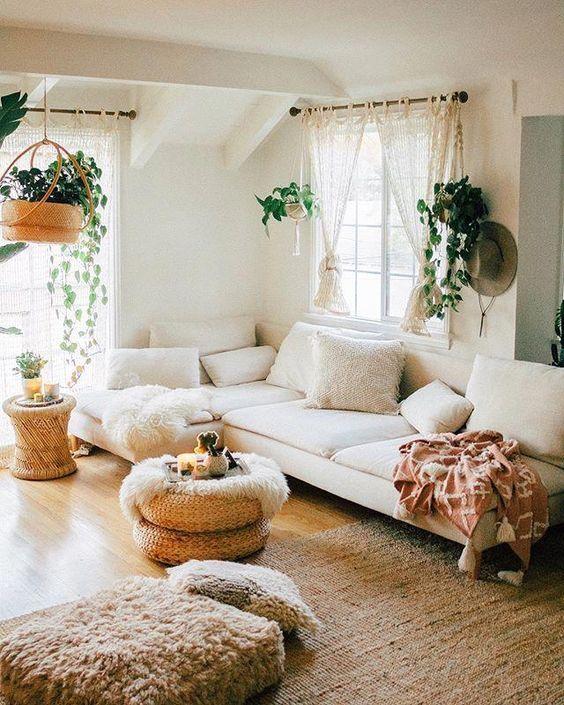 Decoración de tu hogar con estilo Nórdico - sala
