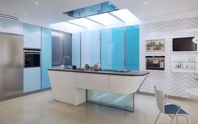 decoraciones espectaculares para tu hogar - cocinas