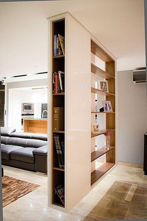 Decoración de interiores con separadores de ambiente (12)