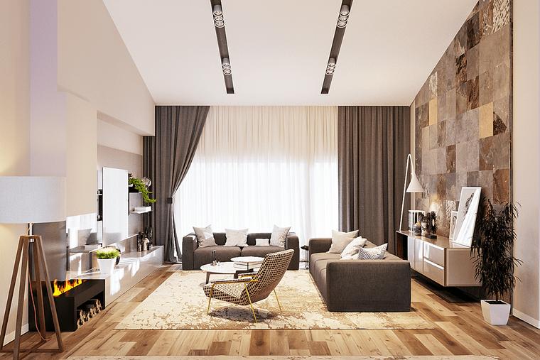 ideas, diseños y decoración para salones (1)