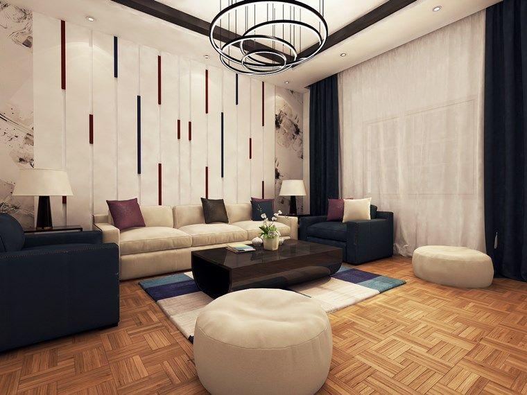 ideas, diseños y decoración para salones (34)