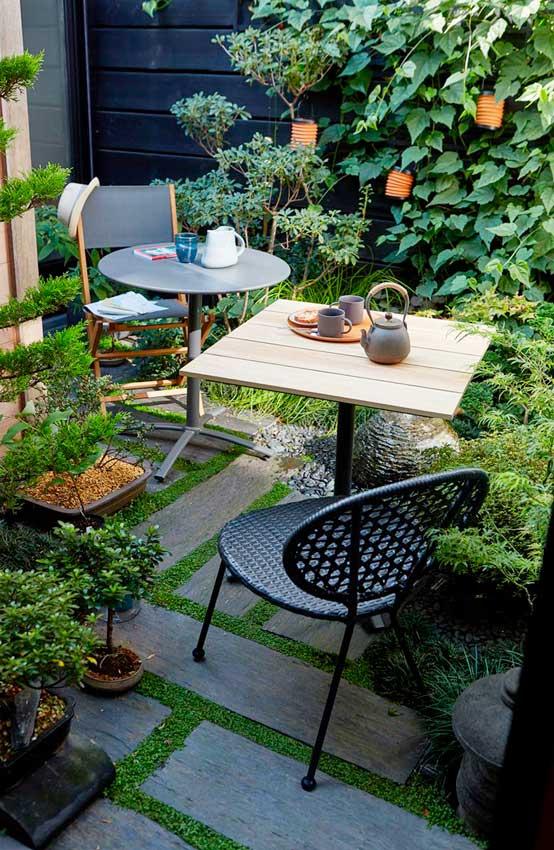 11 Ideas para terraza jardín (3)
