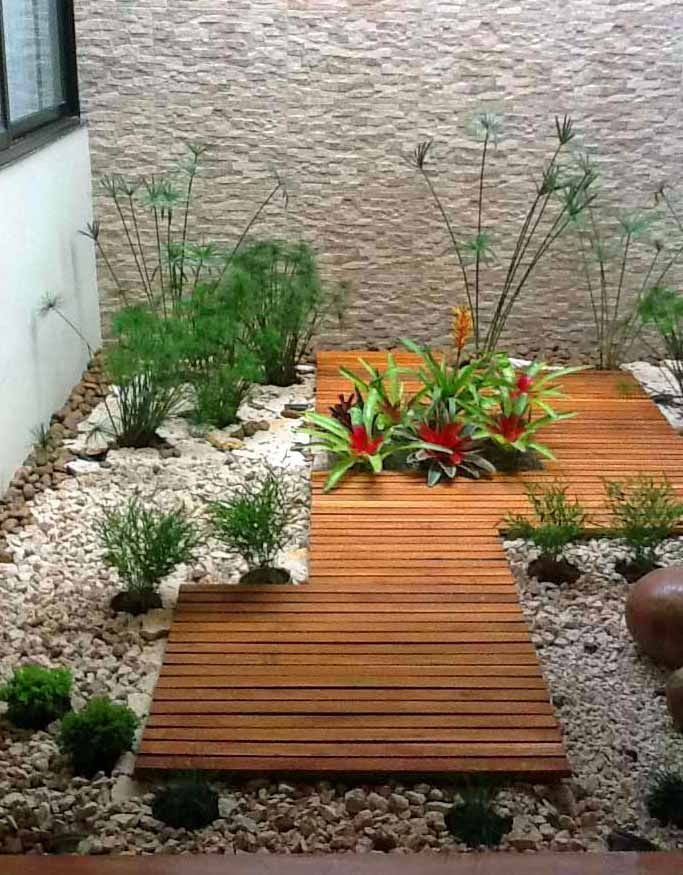 11 Ideas para terraza jardín (7)